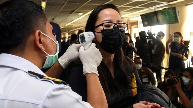 Alibaba'nın kurucusundan Avrupa'ya maske bağışı