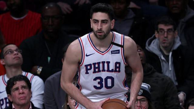 NBA'de 76ers Furkan Korkmaz'ın 17 sayı attığı Pistons maçını kazandı