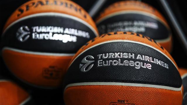 EuroLeague'de tüm maçlar askıya alındı !
