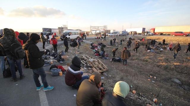 Türkiye - Yunanistan sınırında koronavirüs alarmı!