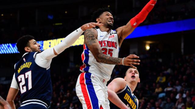 NBA'de bir koronavirüs vakası daha: Christian Wood