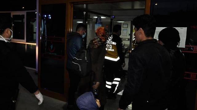 Konya'da karantinadan kaçan 3 kişi yakalandı