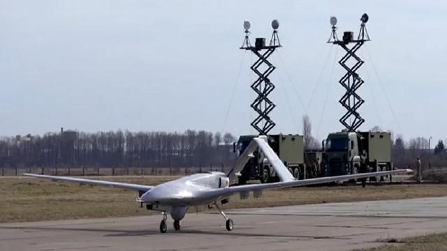 Bayraktar TB2 İHA'ların uçuş testleri yapıldı