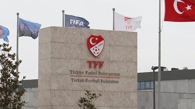 TFF'den maçların seyircisiz oynanma kararı ile ilgili açıklama