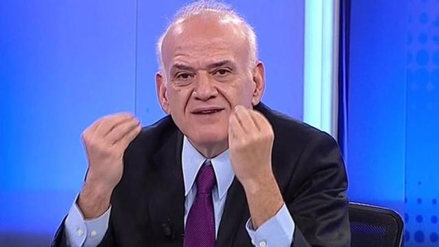 Ahmet Çakar'dan canlı yayında olay sözler