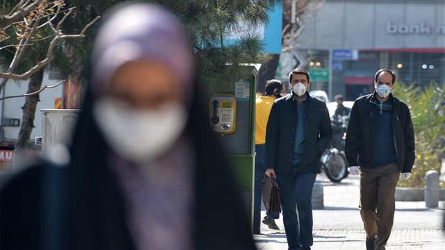 İran'da son 24 saatte 147 kişi daha öldü