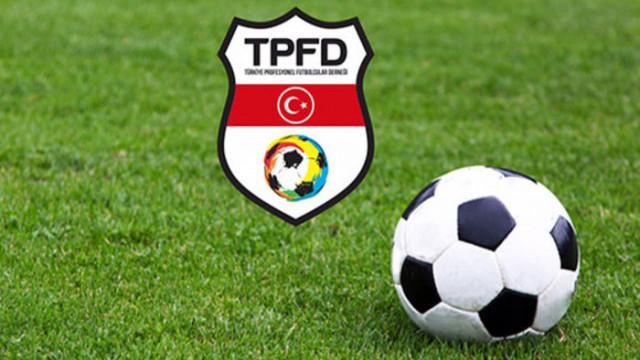 Türkiye Profesyonel Futbolcular Derneği'nden koronavirüs açıklaması!