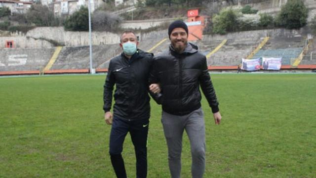 Zonguldak Kömürspor koronavirüs nedeniyle sahaya çıkmadı!