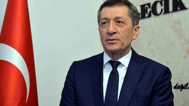 Milli Eğitim Bakanı Ziya Selçuk'tan canlı yayında flaş açıklamalar