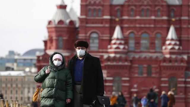 Rusya'da ilk koronavirüs ölümü!
