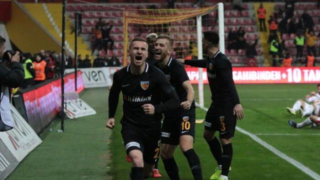 ÖZET | Kayserispor - Göztepe maç sonucu: 1-0