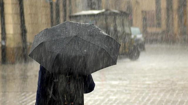 Meteoroloji'den kritik uyarı! Sağanak yağış geri dönüyor