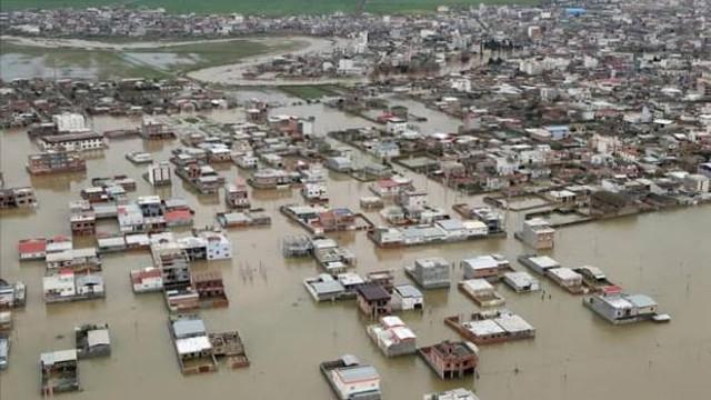 İran'da sel felaketi: Ölü sayısı 7'ye yükseldi