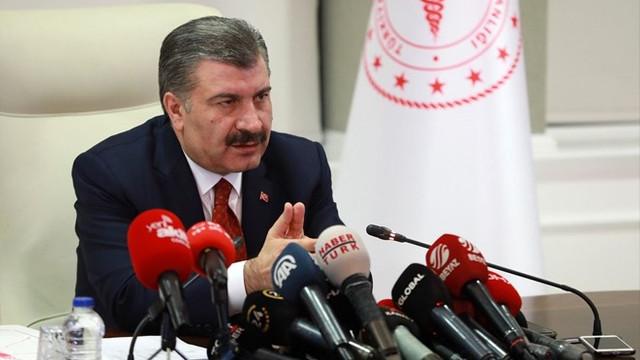 Bakan Fahrettin Koca beklenen açıklamayı yaptı