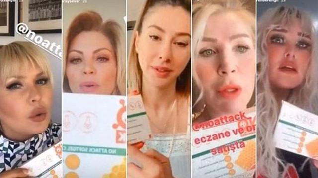 Sahte corona virüs hapının reklamını yapan ünlü isimlere soruşturma
