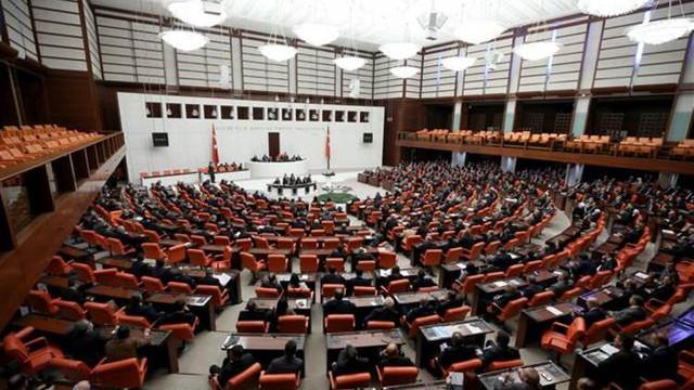 Meclis'te görüşülen kanun teklifine koronavirüs ayarı