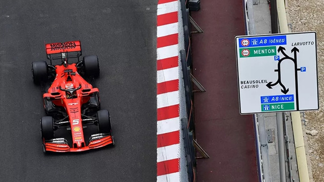 Formula 1'de Azerbaycan Grand Prix'si de ertelendi