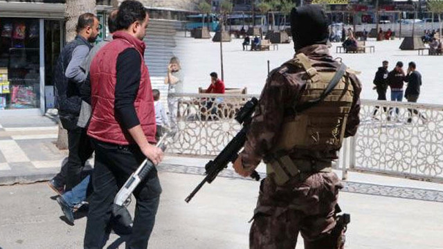 Şanlıurfa'da tüfekli kavga: 2 kişi yaralandı