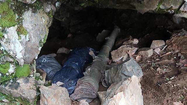 PKK'ya operasyon ! Çok sayıda silah ve mühimmat ele geçirildi