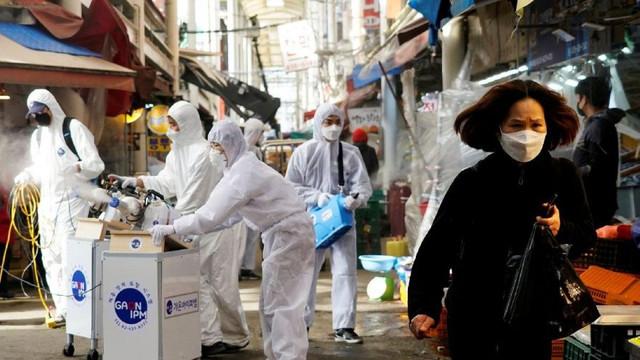 Koronavirüs dünyayı kırıp geçerken Çin işte böyle durdurdu