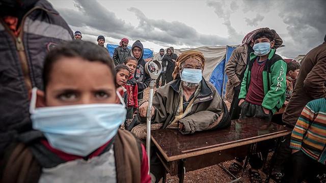 Suriye'den koronavirüs tedbiri: Sınır kapıları kapandı