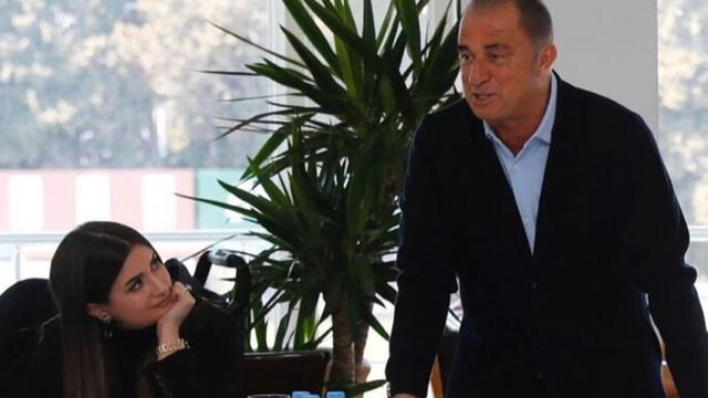 Fatih Terim son sağlık durumunu Buse Terim açıkladı