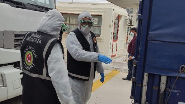 Bakanlık açıkladı: İtalya'dan Çeşme'ye gelen gemide koronavirüs vakası