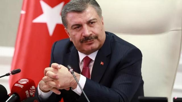 Sağlık Bakanı Fahrettin Koca'dan yeni açıklama