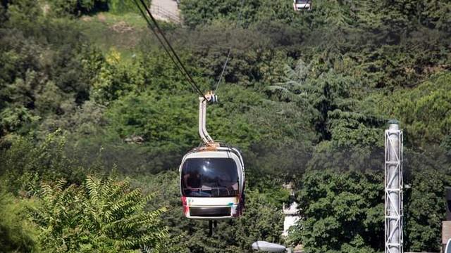 İstanbul'da teleferik hizmetleri geçici olarak durduruluyor