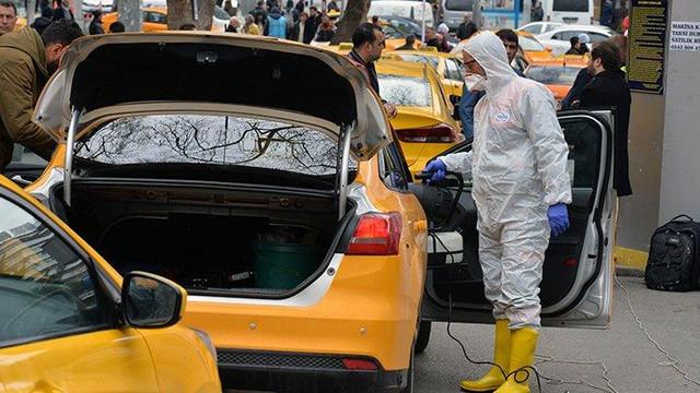 Taksilere korona önlemi: ''Tek-çift plaka uygulaması başlayabilir''
