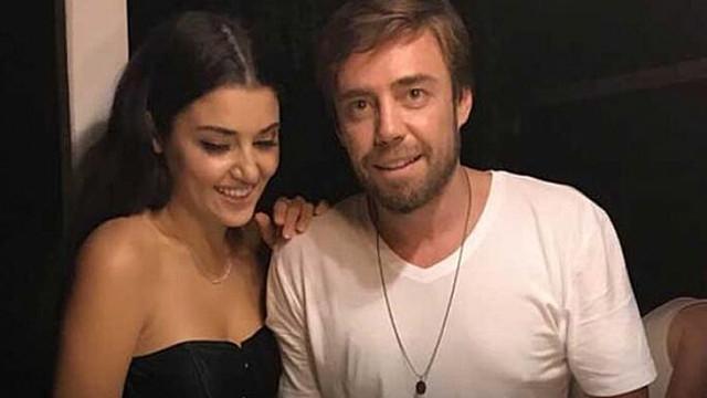 Murat Dalkılıç'tan Hande Erçel'e ilan-ı aşk!