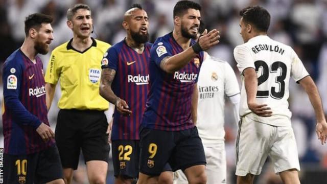 El Clasico - La Liga: 26 Ekim'deki maç Barcelona yerine Madrid'de oynansın