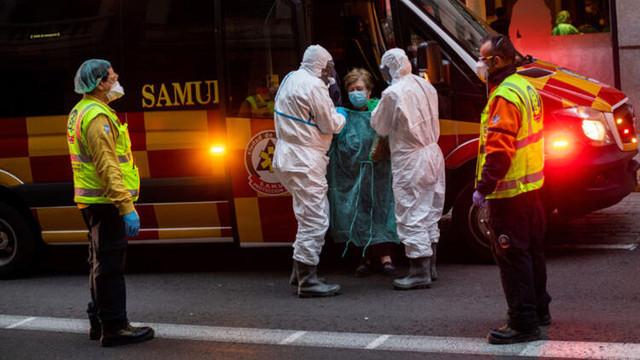 İspanya'da bir günde 738 kişi öldü
