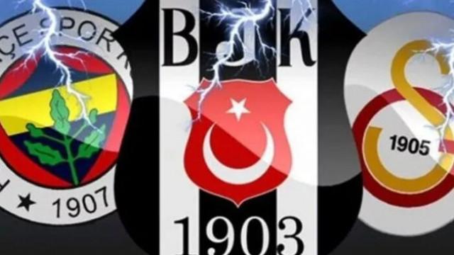 Beşiktaş ve Galatasaray'dan Fenerbahçe'ye geçmiş olsun mesajı!