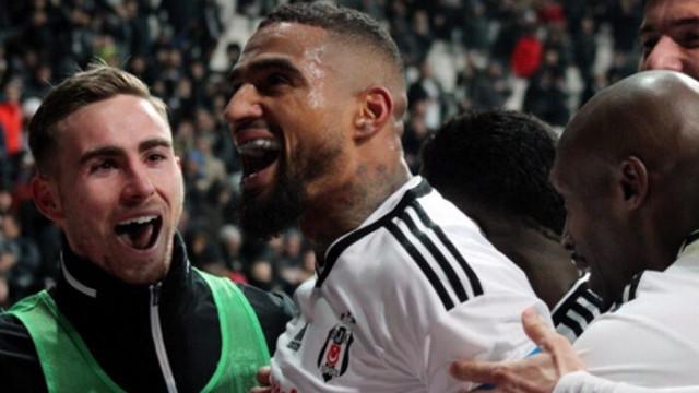 Beşiktaş'ın yıldızı Boateng, evinde basın toplantısı düzenledi!