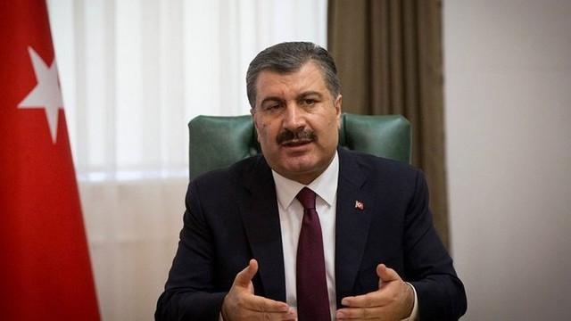Bakan Koca açıkladı: ''Koronavirüs Türkiye'yi ne zaman terkedecek ?''