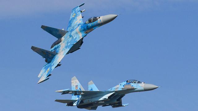 Rus savaş uçağı Karadeniz'de düştü !