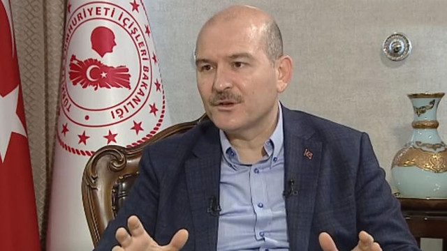 Bakan Soylu: Türkiye'de hayatın yüzde 80'i durdu