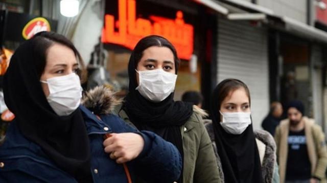 İran'da son 24 saatte 157 kişi daha öldü