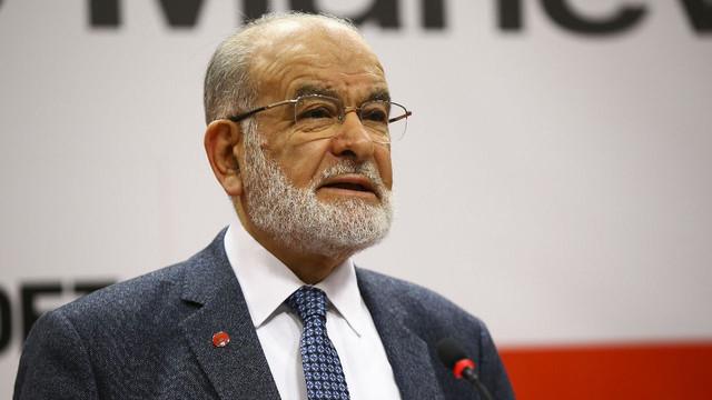 Karamollaoğlu'ndan çağrı: ''Her vatandaşa 1000 TL nakdi destek''