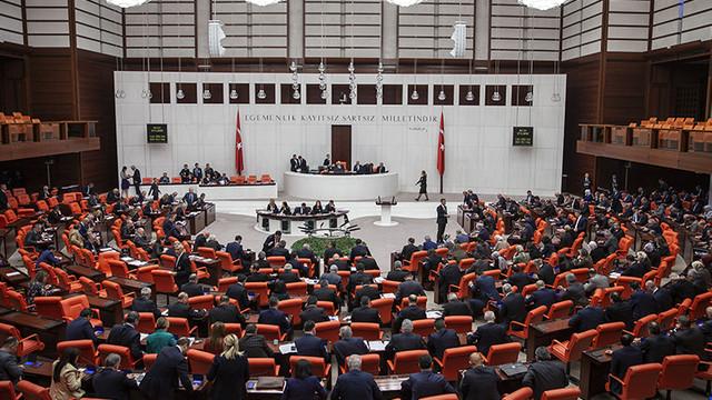 Meclis'te 970 fezlekenin 695'i HDP'liler hakkında