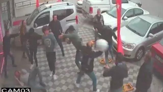 Ankara'da şehir magandaları kamerada!