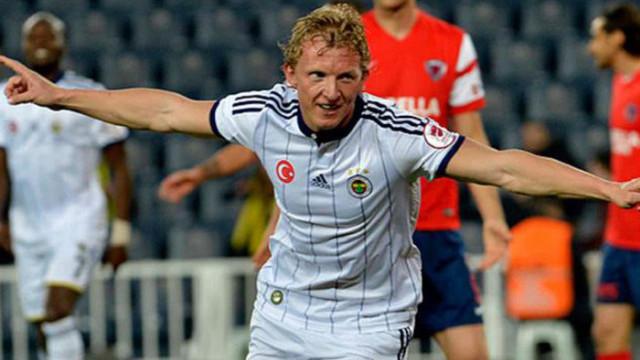 Fenerbahçe'de Dirk Kuyt planı