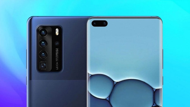 Huawei P40 Pro ve Huawei P40 Plus tanıtıldı
