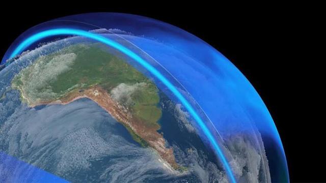 Ozon tabakası kalınlaşıyor!