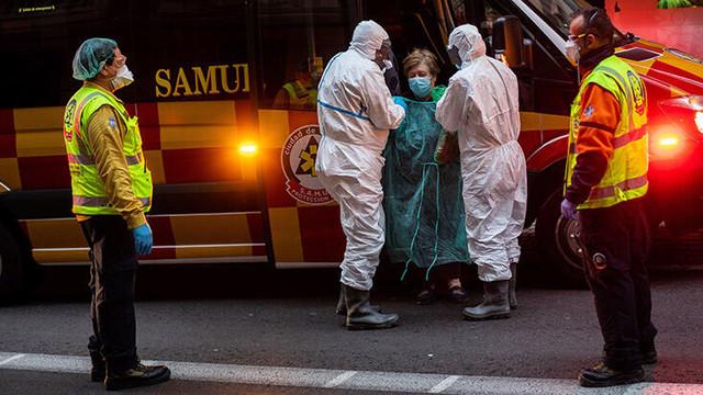 İspanya'da koronavirüsten 769 ölüm daha
