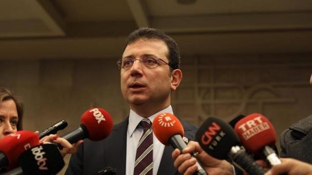 İmamoğlu İstanbul için ''kendi OHAL''ini ilan etti!