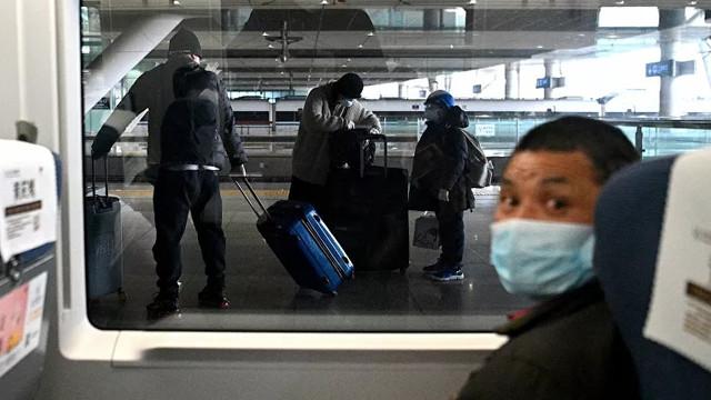 Wuhan'da metro yeniden faaliyete geçti