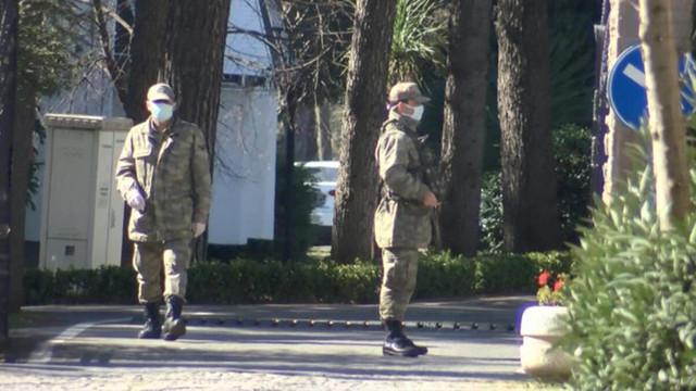 200 askerin bulunduğu bölükte koronavirüs iddiası !