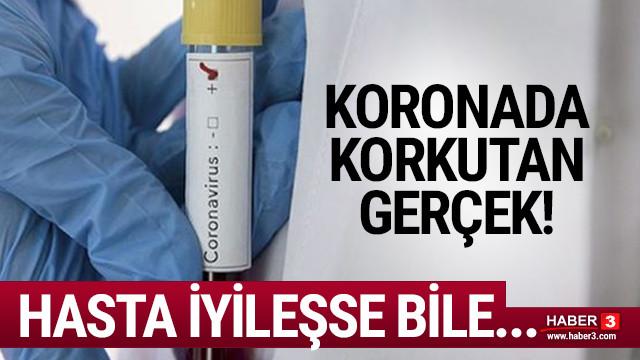 Koronavirüste korkunç gerçek: İyileşen hastalar virüsü yaymaya devam ediyor